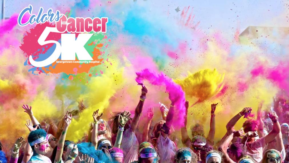 Georgetown Cancer Center   Georgetown Cancer Center 5K Color